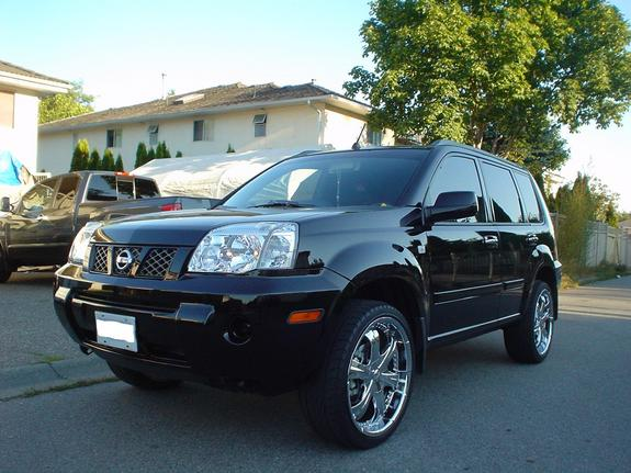 02r6xt 2005 nissan x trail specs photos modification info at cardomain. Black Bedroom Furniture Sets. Home Design Ideas