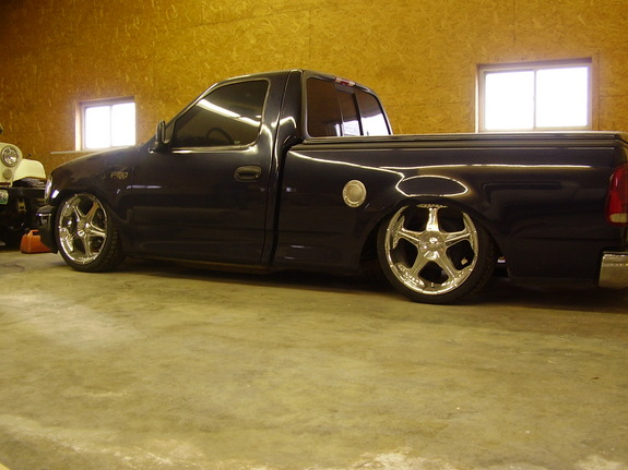 quwhees_talon 1999 Ford F150 Regular Cab