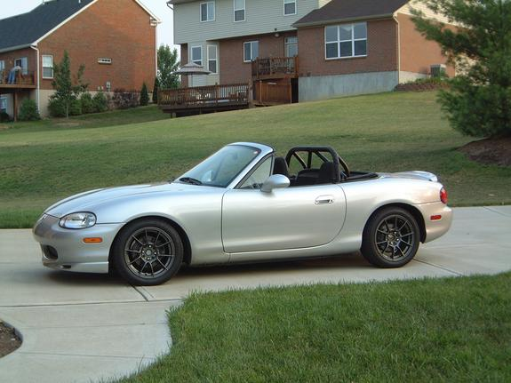 bsmith40 1999 mazda miata mx 5 specs photos modification. Black Bedroom Furniture Sets. Home Design Ideas