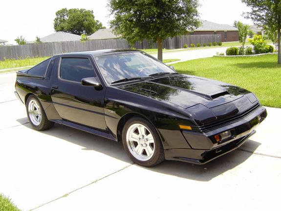 TexasConquest 1988 Chrysler Conquest 4465836