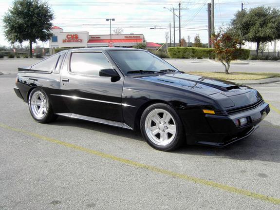 TexasConquest 1988 Chrysler Conquest 4465875