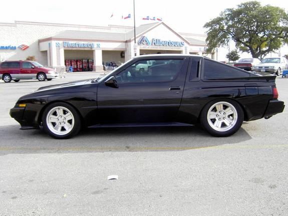 TexasConquest 1988 Chrysler Conquest 4465876