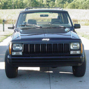 Another Exino 1992 Jeep Cherokee post... - 4466017
