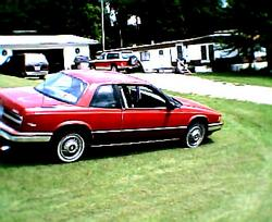 buick regal 89