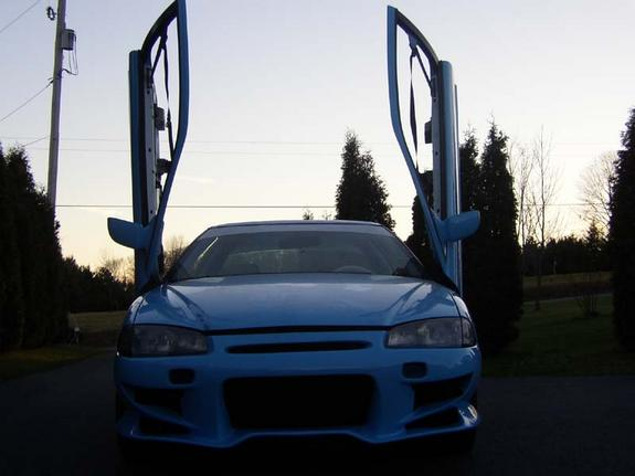 airrideGA's 1995 Pontiac Grand Am