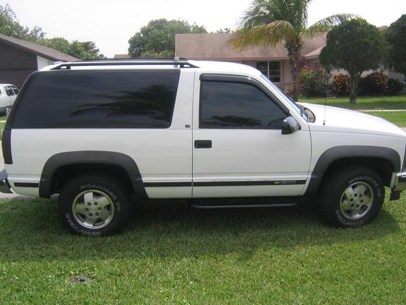 Another kanive1 1995 Chevrolet Tahoe post... - 4477193