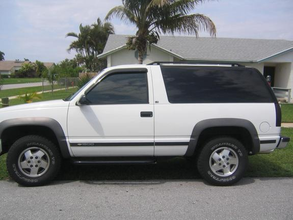 Another kanive1 1995 Chevrolet Tahoe post... - 4477194