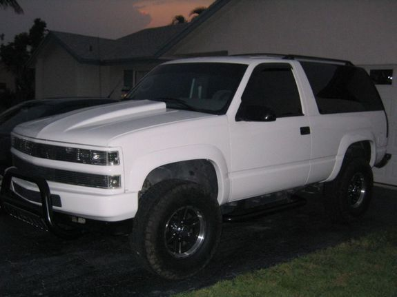 Another kanive1 1995 Chevrolet Tahoe post... - 4477200