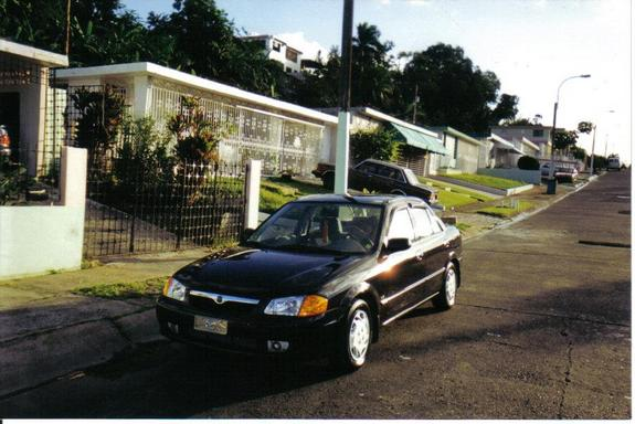 Another Don24seven 1999 Mazda Protege post... - 4477658