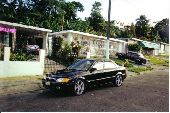Another Don24seven 1999 Mazda Protege post... - 4477660