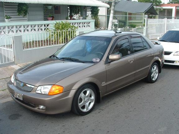 Another Don24seven 1999 Mazda Protege post... - 4477666