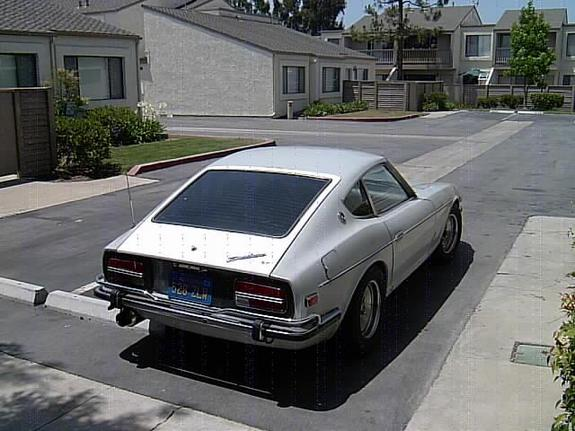 Another racer_a 1973 Datsun 240Z post... - 4477880