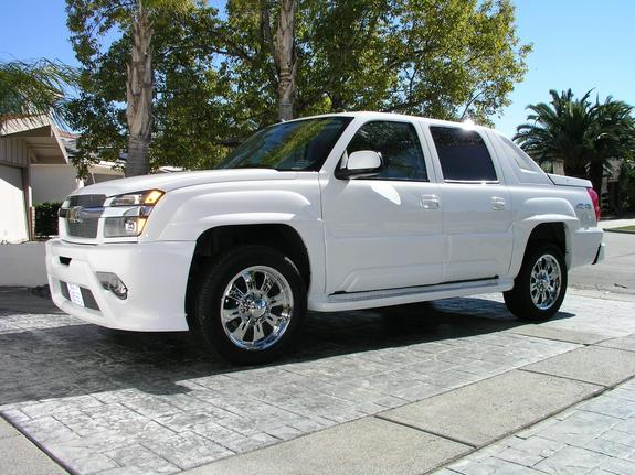 Codwardo 2004 Chevrolet Avalanche Specs Photos Modification Info