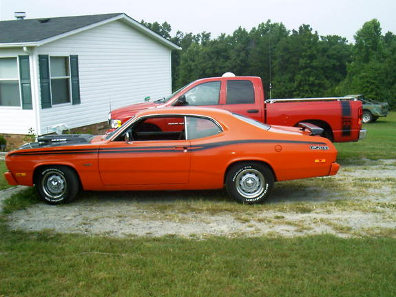 Another rlcj24530 1975 Plymouth Duster post... - 4478775