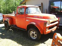 1957 Dodge W-Series Pickup