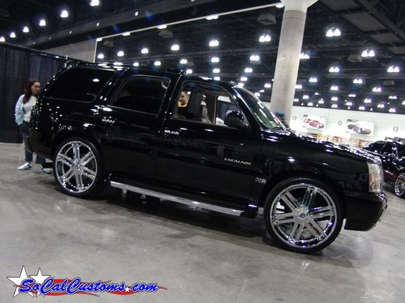 Another chrome_spinners 2005 Cadillac Escalade post... - 4487947