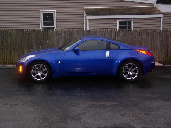 Joeythekid30 S 2004 Nissan 350z In Patchogue Ny