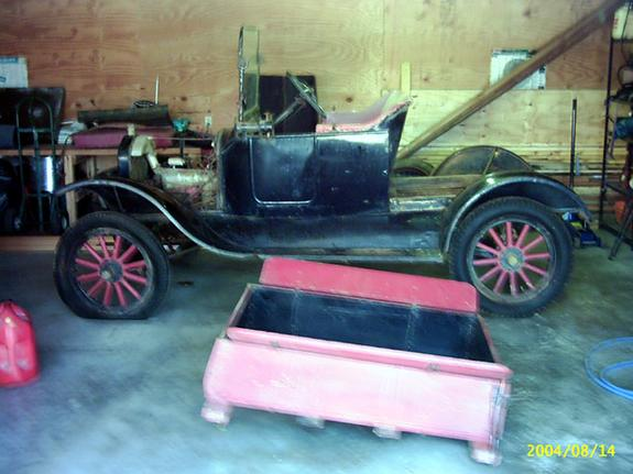 Another 98Aggie 1921 Ford Model T post... - 4489823