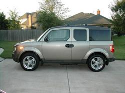 GOBOXGO 2004 Honda Element