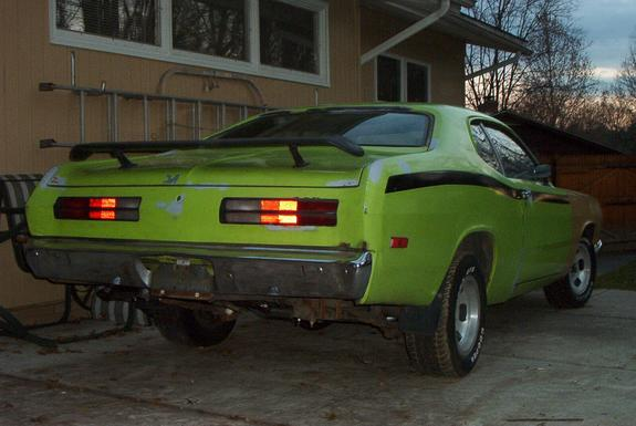 Another dusterdood194 1972 Plymouth Duster post... - 4489899