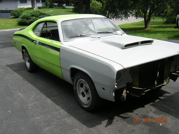 Another dusterdood194 1972 Plymouth Duster post... - 4489949
