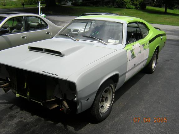 Another dusterdood194 1972 Plymouth Duster post... - 4489950