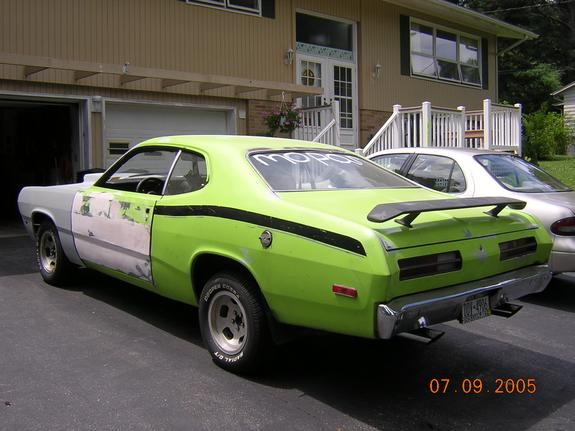 Another dusterdood194 1972 Plymouth Duster post... - 4489951
