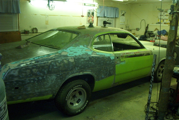 Another dusterdood194 1972 Plymouth Duster post... - 4489959