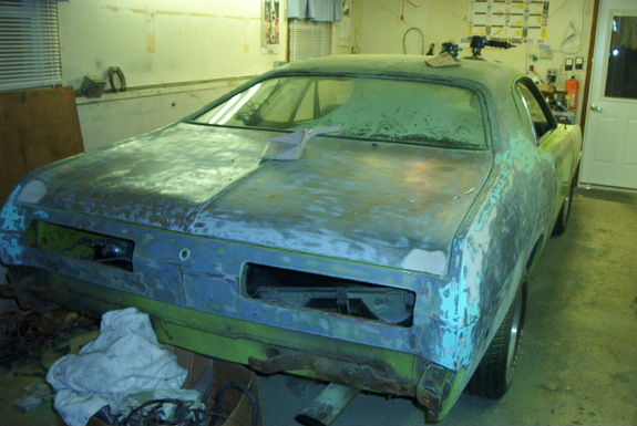 Another dusterdood194 1972 Plymouth Duster post... - 4489960