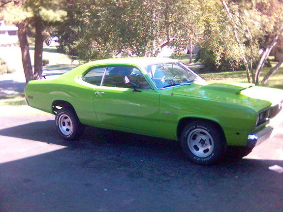 dusterdood194 1972 Plymouth Duster