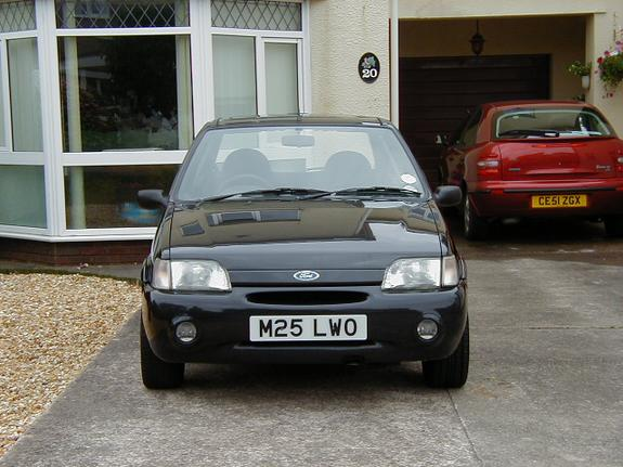 pimpingimp 1995 ford fiesta specs photos modification info at cardomain. Black Bedroom Furniture Sets. Home Design Ideas