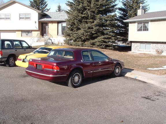 Another Wyoming_Bird 1985 Ford Thunderbird post... - 4493623