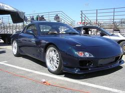 su_mavericks 1995 Mazda RX-7