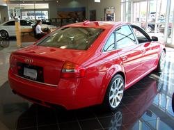 Weaves 2003 Audi RS 6