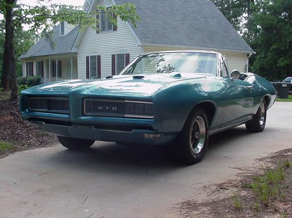 Another 68KLGTO 1968 Pontiac GTO post... - 4498530
