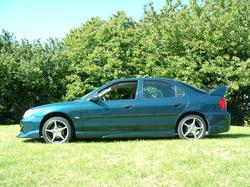 pw_gr8 1998 Ford Mondeo