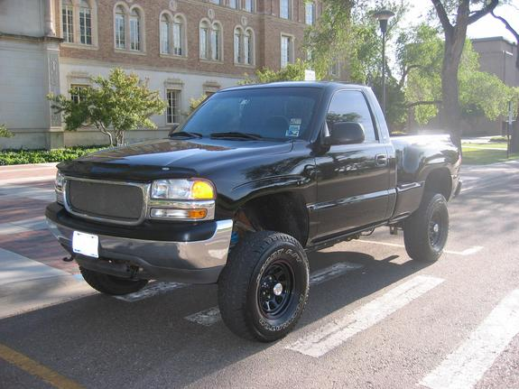 johnthedrunk 2001 gmc sierra 1500 regular cab specs photos modification info at cardomain. Black Bedroom Furniture Sets. Home Design Ideas