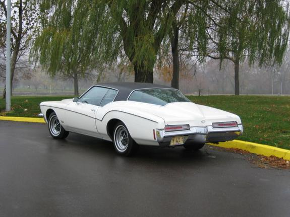 Another motordc 1972 Buick Riviera post... - 4500115