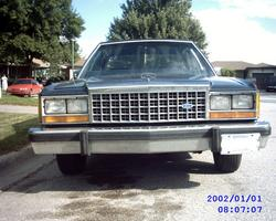 ZeaulCVLX 1987 Ford LTD Crown Victoria