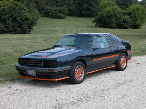 Another speedracer815 1985 Mercury Capri post... - 4506136