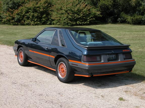 Another speedracer815 1985 Mercury Capri post... - 4506137
