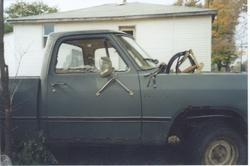1985 Dodge D150 Regular Cab