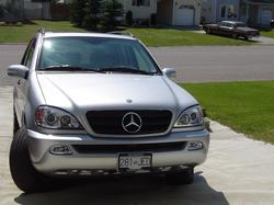 attars 2003 Mercedes-Benz M-Class