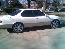 bigpzones 1993 Lexus ES