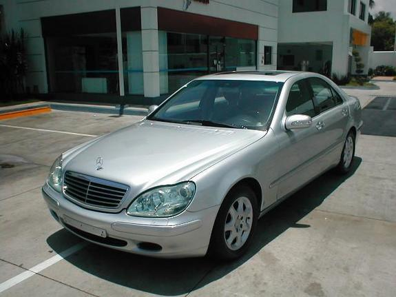 Benxs500 2003 mercedes benz s class specs photos for Mercedes benz s500 2003