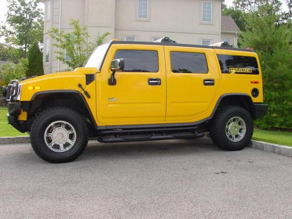 Larryscaprice 2004 Hummer H2 Specs Photos Modification Info At