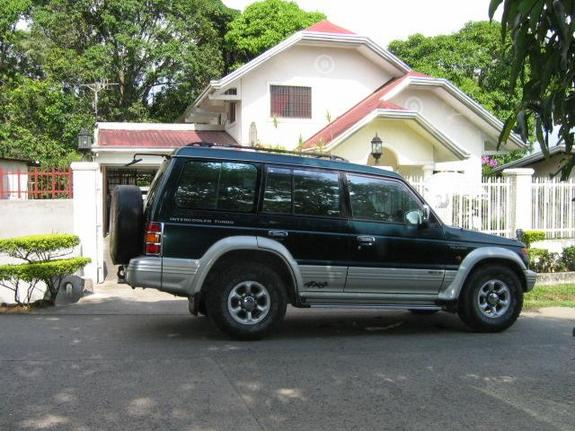 Jolibee Mitsubishi Montero Specs Photos Modification Info