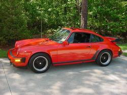 WilmingtonNCs 1982 Porsche 911