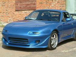 d641232s 1993 Mazda Miata MX-5