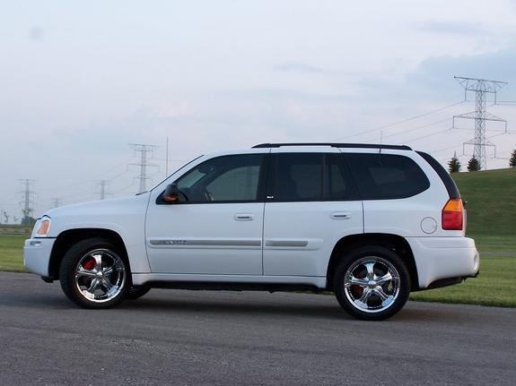 alacran 2003 gmc envoy specs photos modification info at. Black Bedroom Furniture Sets. Home Design Ideas